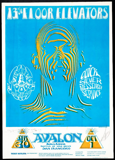 avalon spaceman poster