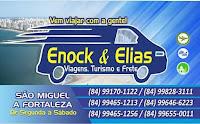 ENOCK E ELIAS VIAGENS CONFORTO E SEGURANÇA