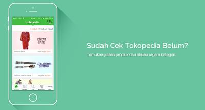 aplikasi tokopedia untuk blackberry belum tersedia