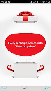 My Airtel App; the best way to get recharge for Mobile and DTH