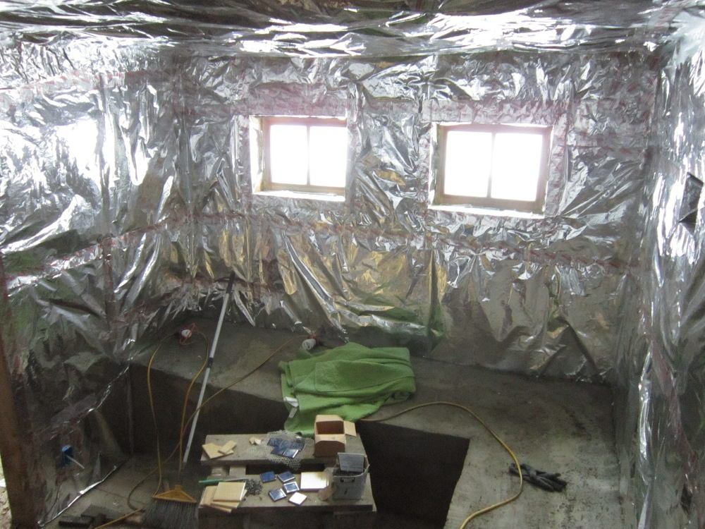Bens Natural Building Building a Rocket Stove Sauna Earth Sky
