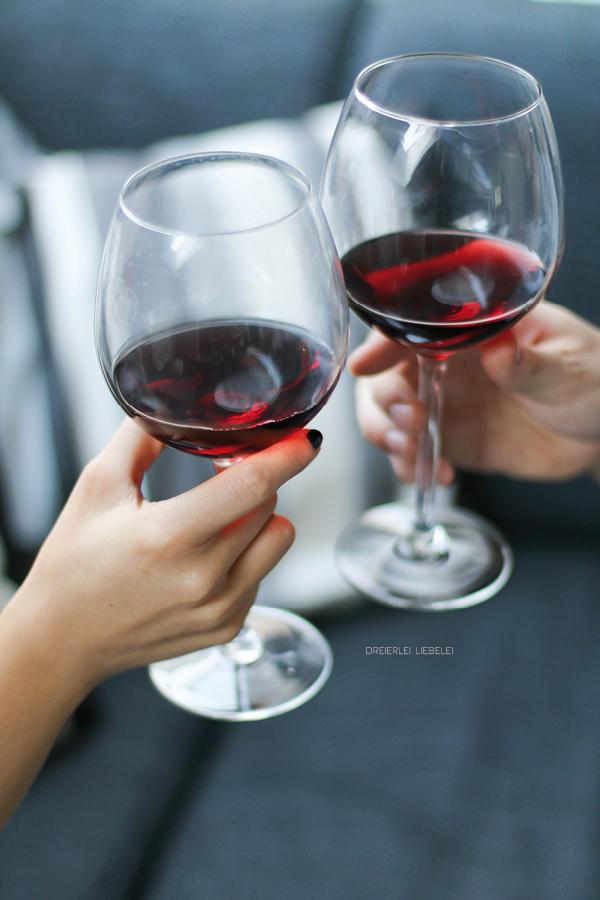 Badischer Rotwein
