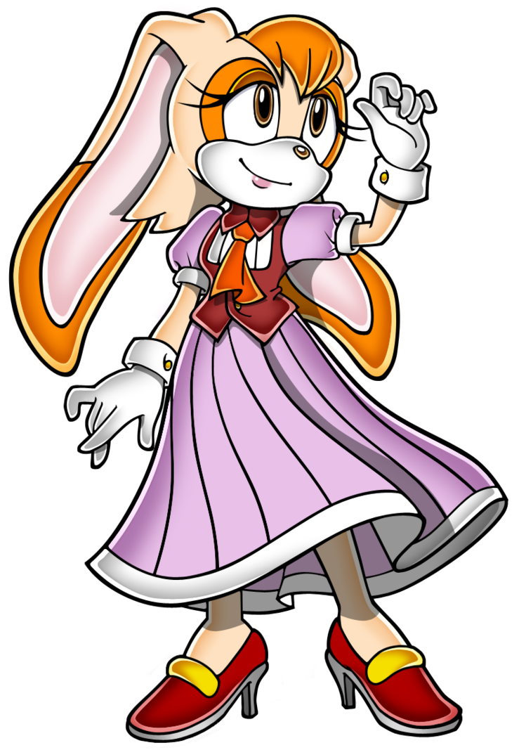 vainilla the rabbit