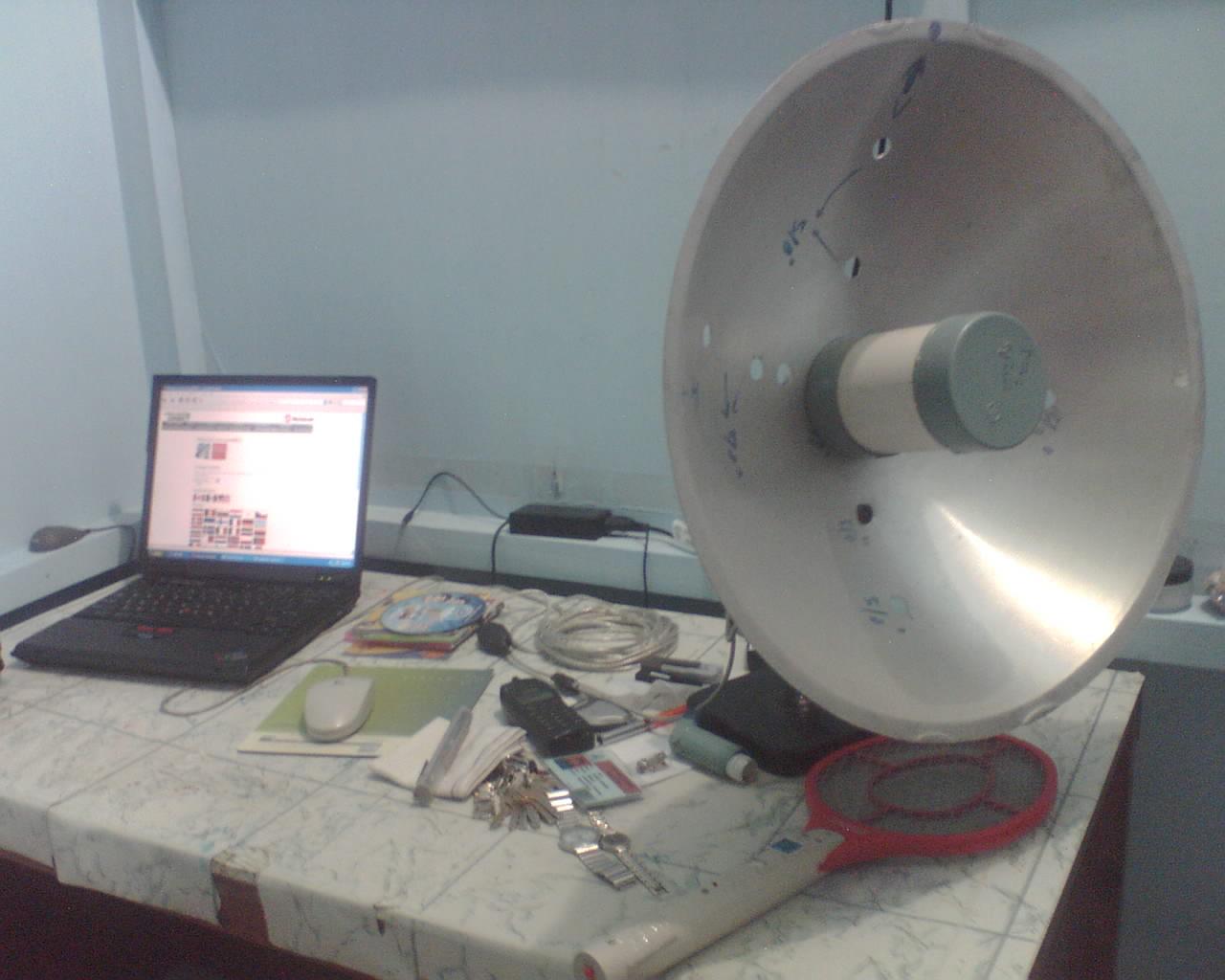 antena comment on this picture antena wajanbolic kenapa disebut wajan