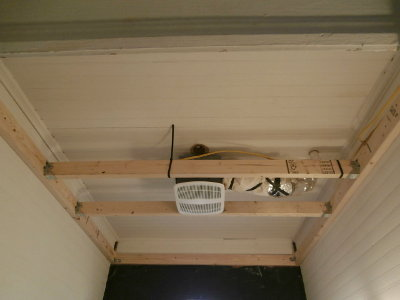 Remodel Bathroom Vent Fan 5 acres & a dream: bathroom remodel: the unseen stuff