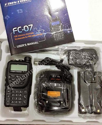handy talky Firstcom FC-07