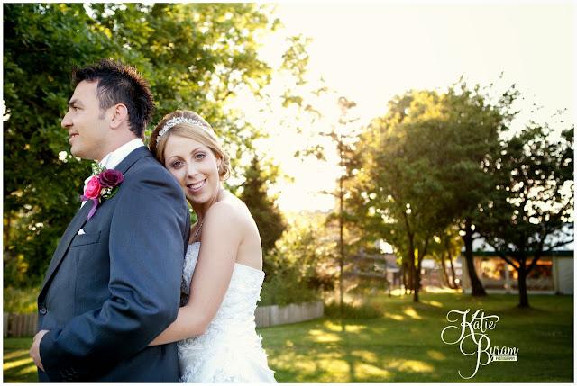 ramside hall wedding, summer wedding, northumberland wedding, katie byram photography