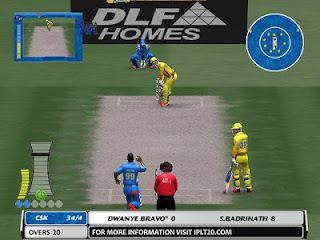 cricket game free online play ipl