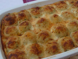 صينية البطاطس بالشاورما - طريقة عمل صينية البطاطس بالشاورما