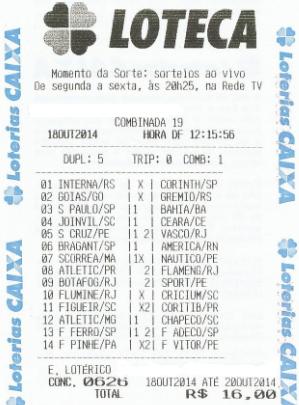 LOTECA 626 - DRAGOLINOS DO FLORENÇA