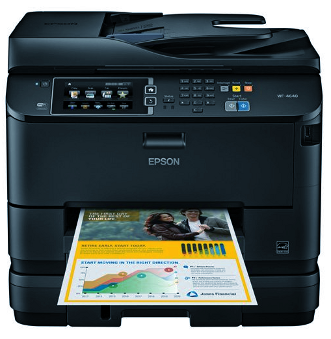 Epson WorkForce Pro WF-4640 Driver Download