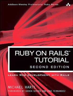 RailsTutorial – Ruby on Rails Tutorial Learn Web Development with Rails, 2nd Edition