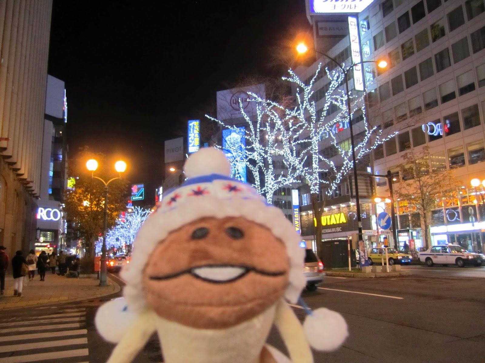 Sapporo White Illumination 2014
