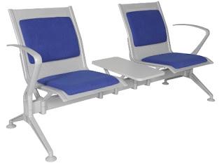 ankara,hastane bekleme,sehpalı bekleme koltuğu,metal bekleme koltuğu,orta sehpalı bekleme koltuğu
