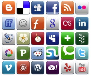 Daftar Kumpulan Website Sosbook | Social Bookmarking