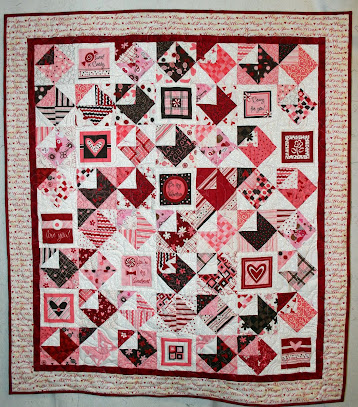 Love Letters from Missouri Star Quilt Co.