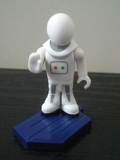 Character Building Doctor Who Microfigures Series 3 Handibot 02