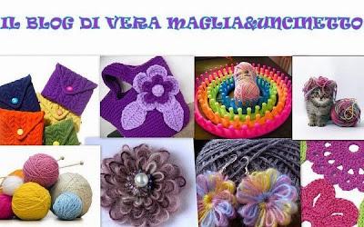 Il blog di Vera Maglia&Uncinetto