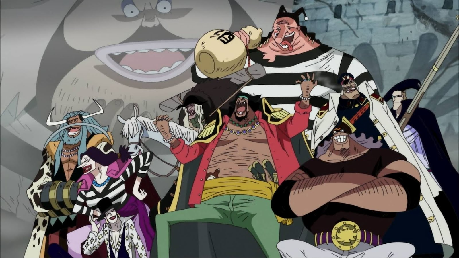 One Piece HD & Widescreen Wallpaper 0.80471277745533