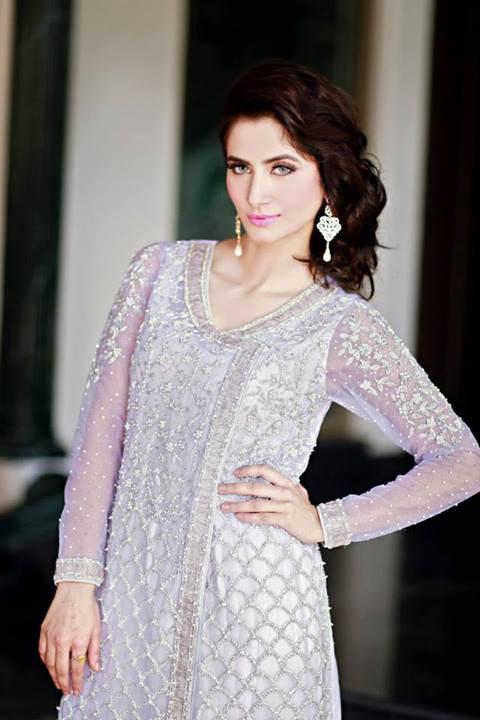 Formal Wear Eid Collection 2013 Suffuse By Sana Yasir 6 wwwfashionwanderersblogspotcom - Suffuse By Sana Yasir Party Dresses 2013 For Women