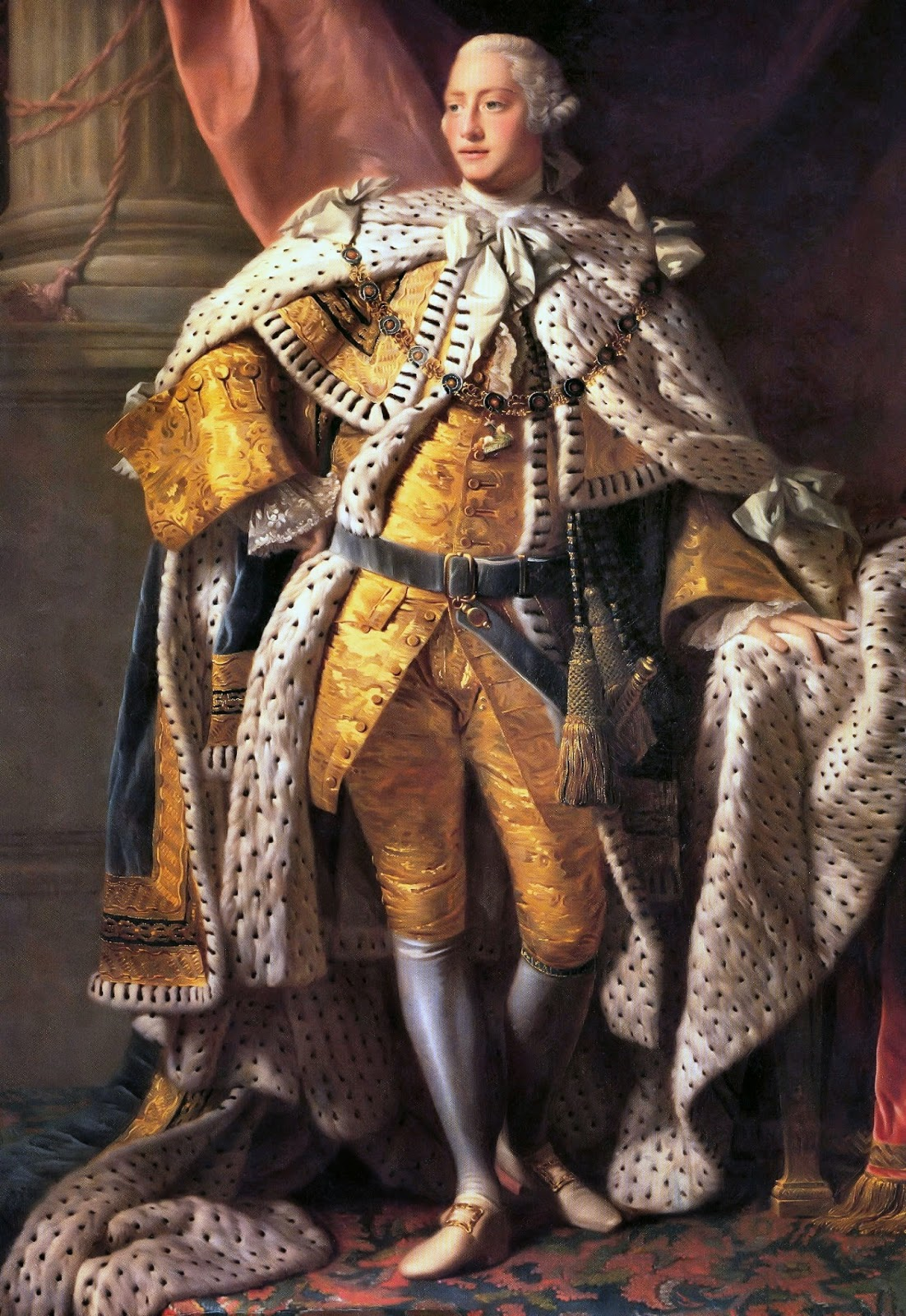 king george iii tyranny Americans desperately fight against the poison of tyranny with their the colonists and king george iii how did the constitution guard against tyranny.
