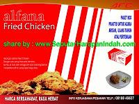 ALFANA fried chicken