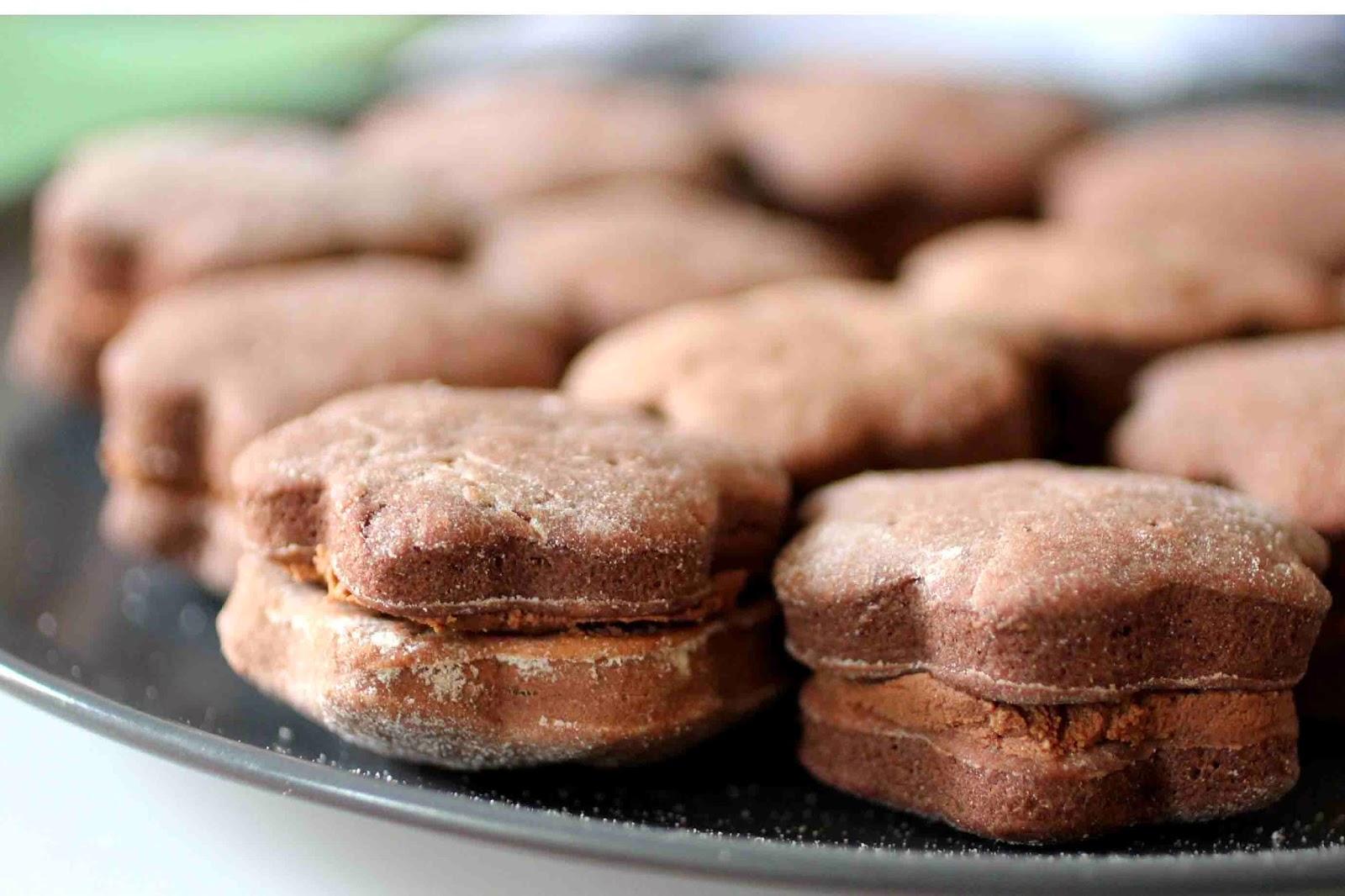 Biscuits très très chocolat