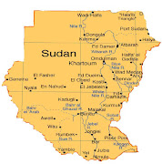 Sudan Map Pictures and Information (map of sudan)