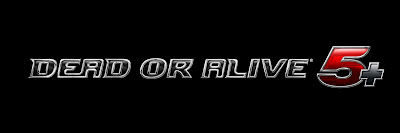 Dead Or Alive 5 Plus Logo - We Know Gamers