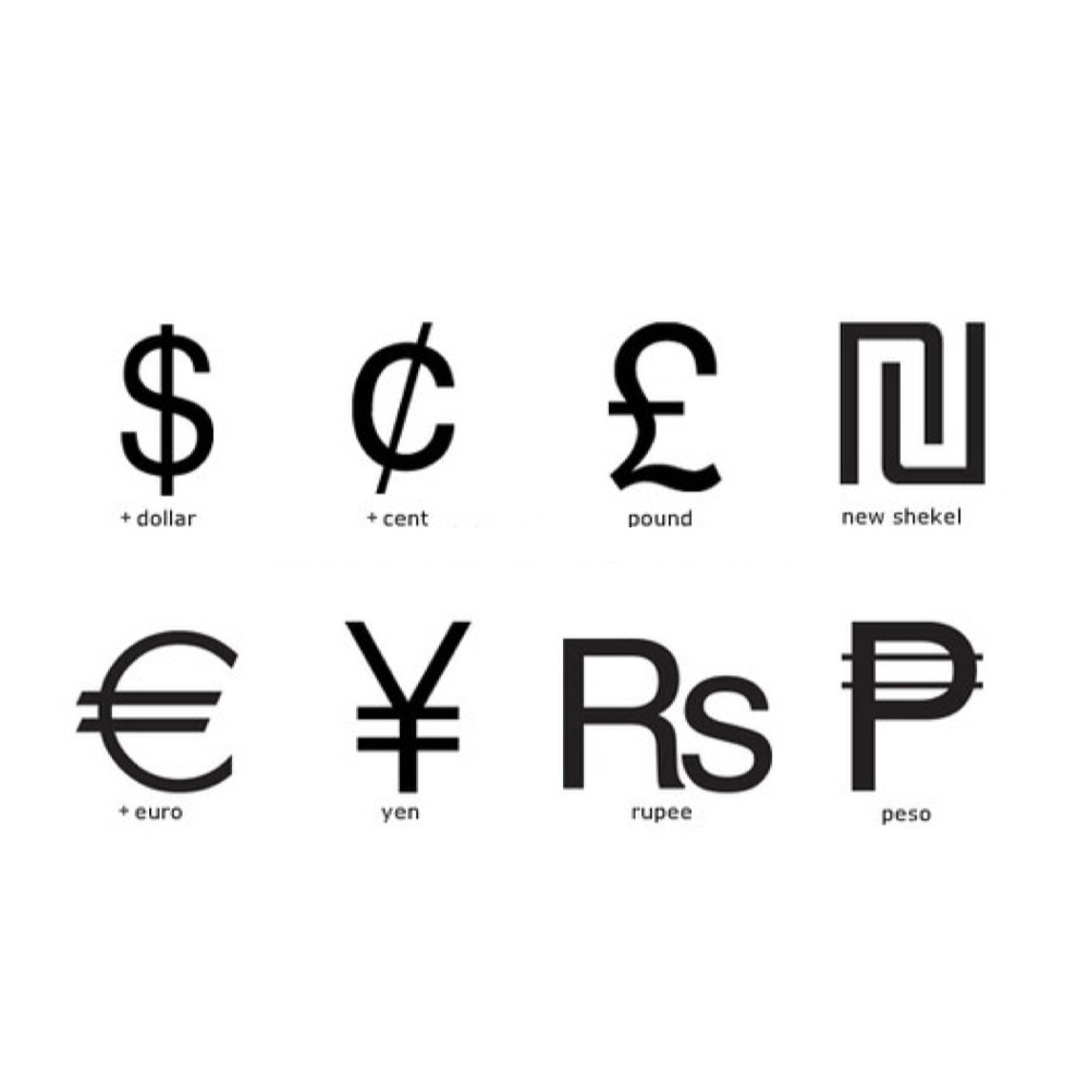 Minor optic optic219 symbols or signs minor optic optic the yen sign is the currency sign for the yen and yuan used in japan and china often referred to as japanese yen or jpy chinese yuan biocorpaavc
