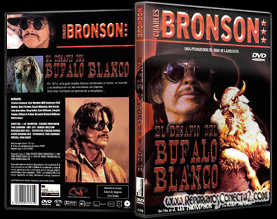 El Desafio del Bufalo Blanco [1977] Dvd Cover, Carátula