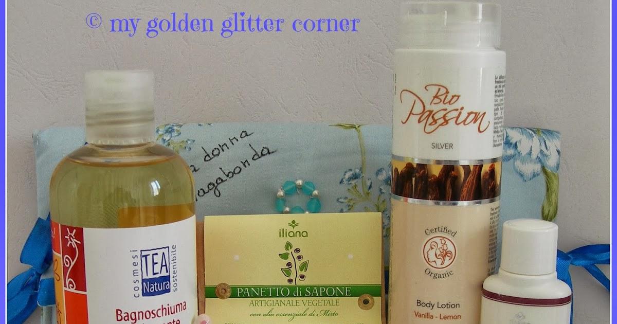 Bagnoschiuma Artigianale : My golden glitter corner: una donna vagabonda: bio box di febbraio