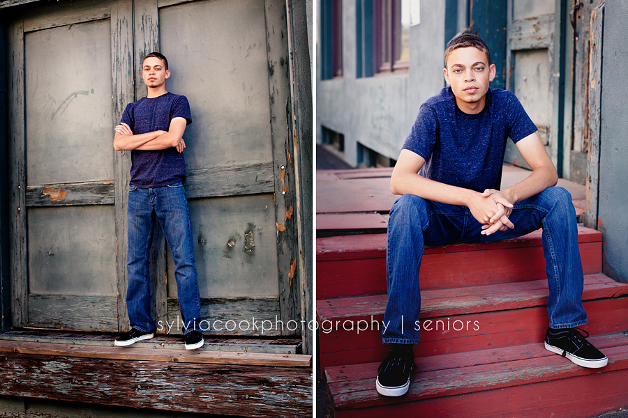 Tacoma senior phtographer