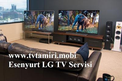 Esenyurt LG TV Servisi