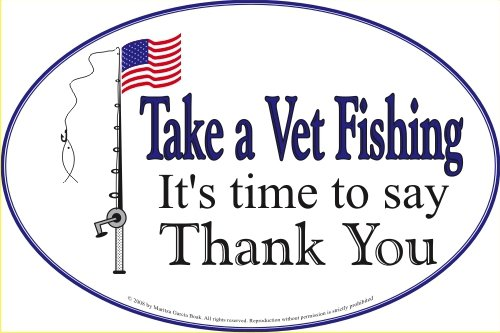 Fish tales fishing therapy programs for u s military for Take a vet fishing