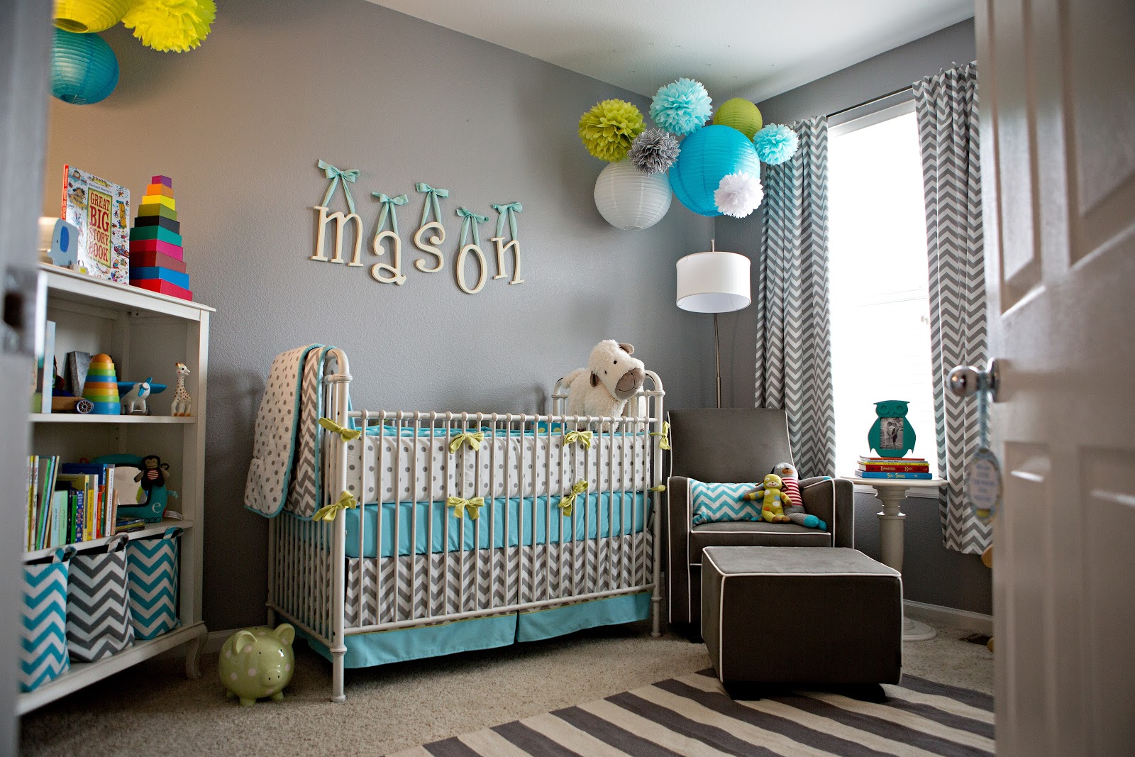 10 Beautiful Nursery Inspirations-round-up - Page 2 of 2 ...