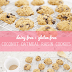 Dairy-Free Gluten-Free Coconut Oatmeal Raisin Cookies