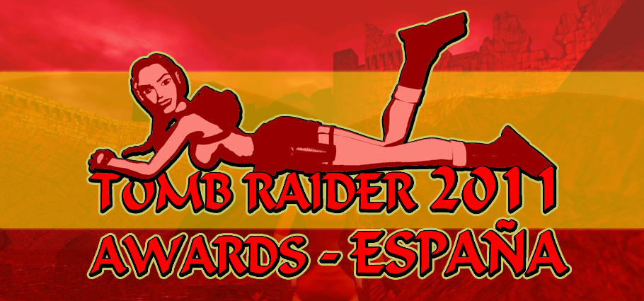 Tomb Raider Awards España