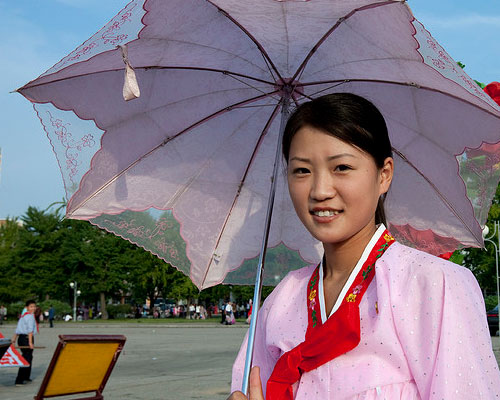 North Korean Beauty