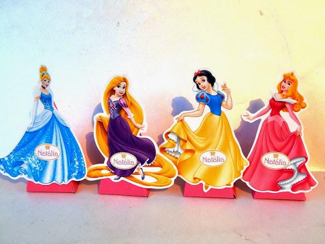 lembrancinha princesas disney