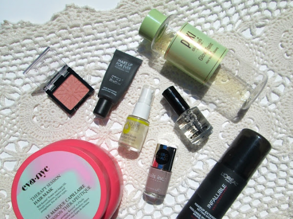 Monthly Beauty Favorites | July 2015