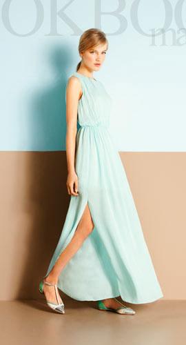 vestidos largos primavera verano 2012