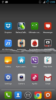 MIUI 5 – Icon Pack Apex|Nova v1.5.1 APK Free Download