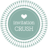 Featured on Invitation Crush
