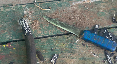 Ставим коннектор на старый шланг