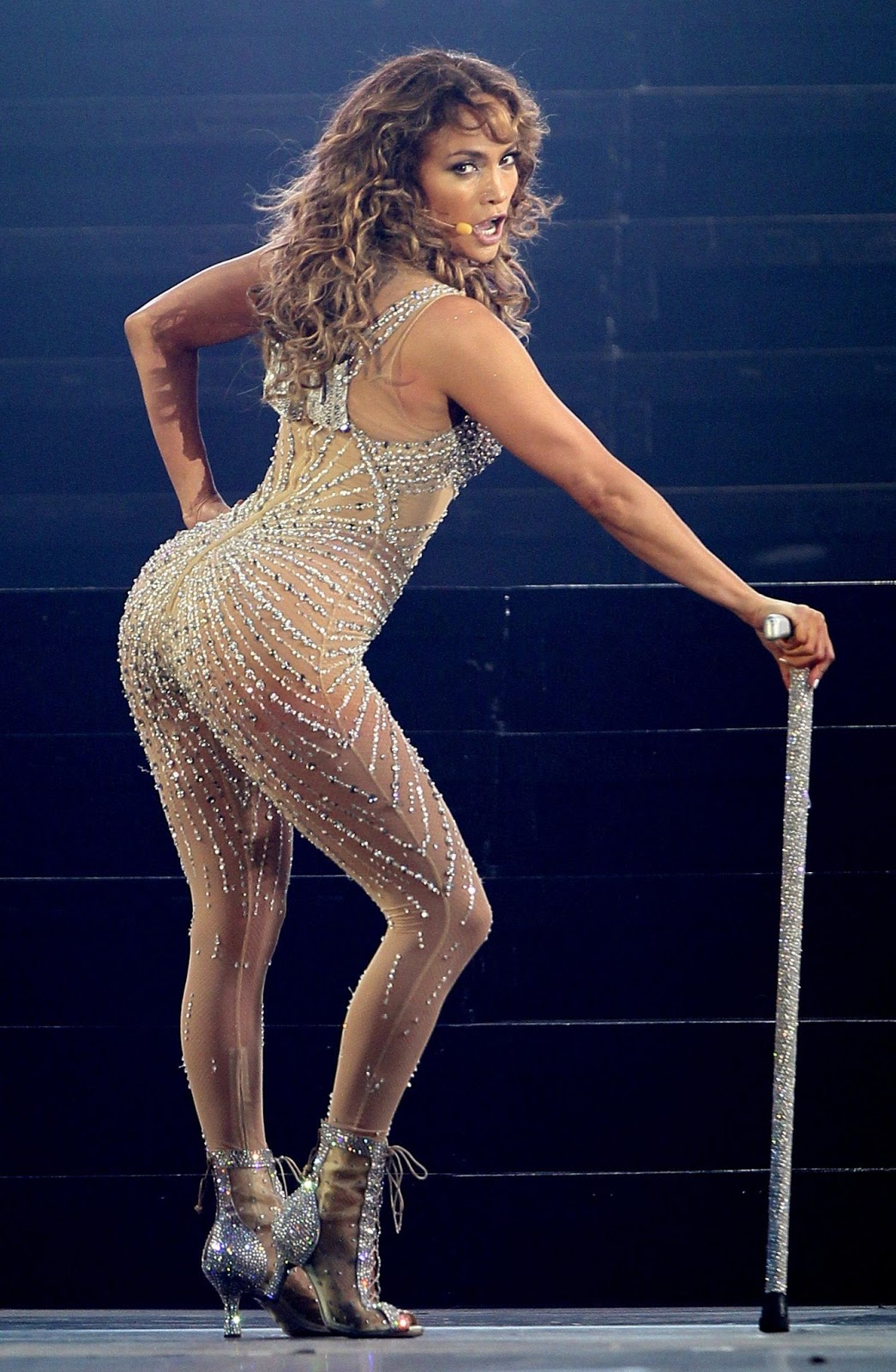 from Dilan pics of jlo nude butt