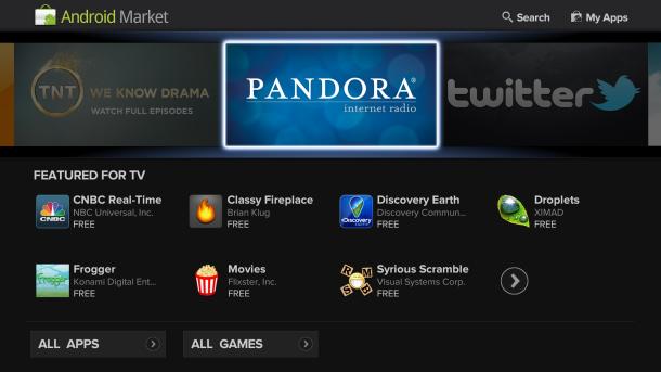 Google TV redo might be tagged 'Nexus'