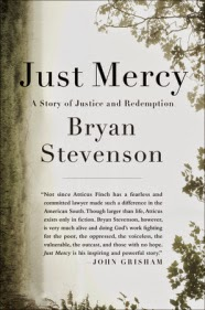 Gallagher Blogs Just Mercy New Memoir By Lawyer Passionate For Social Justice
