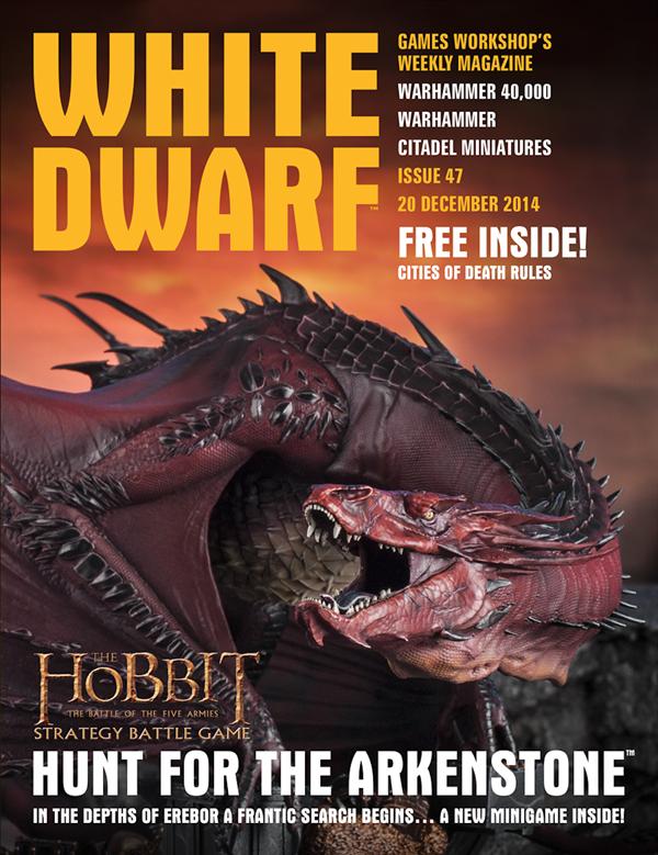 White Dwarf Weekly número 47 de Noviembre