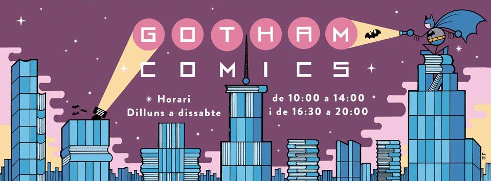Gotham Còmics Mallorca